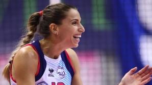 Елица Василева подписа с победителя в Шампионската лига