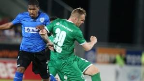 Моци: Колкото и слабо да играхме, пак сме най-добрият отбор в България
