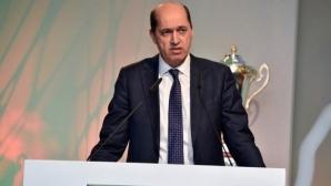 Преизбраха Демирел за президент на ФИБА Европа