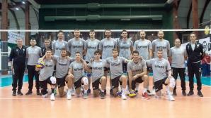 България загуби втората контрола със Сърбия (снимки + видео)