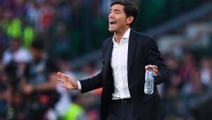 Треньорът на Валенсия Марселино: Аз съм на седмото небе