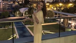 Илиана Раева със скъп подарък за гимнастичка (снимки)