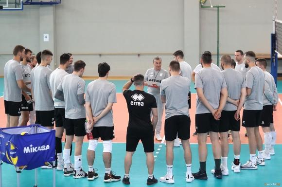 Състав на България за първите два турнира от Волейболната лига на нациите