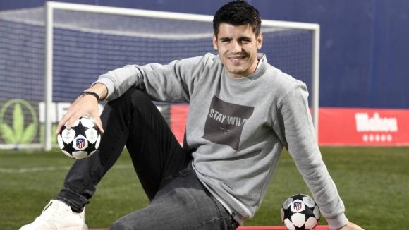 Интервюто с Мората: Няма Атлетико без Симеоне