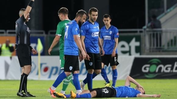 УЕФА нарежда на БФС да разследва 36-ия кръг в Първа лига