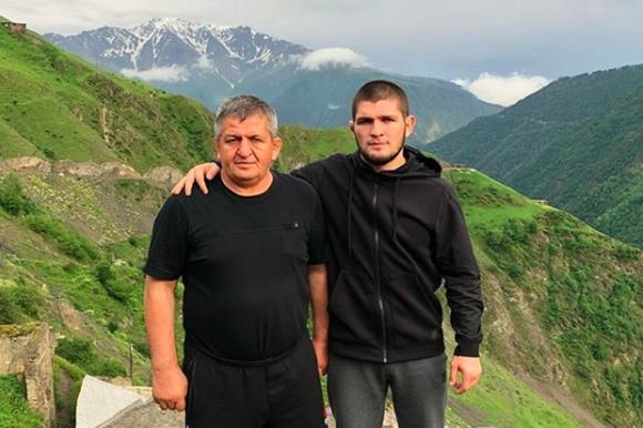 Хабиб Нурмагомедов се сбори с баща си, вижте кой победи