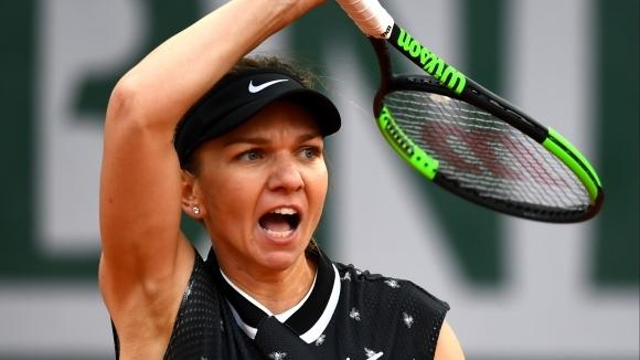Симона Халеп преодоля втория кръг в Париж, Франция остана без представителки на домашния си турнир
