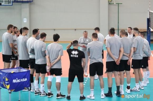 """Мъжките волейболни национали стартират своя поход в """"Лигата на нациите"""" по MAX Sport"""