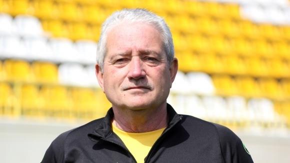 Ферарио Спасов: Най-добрите юноши от Пловдив трябва да играят в Ботев