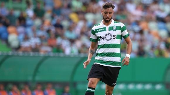 Юнайтед надцаква Сити за Бруно Фернандеш
