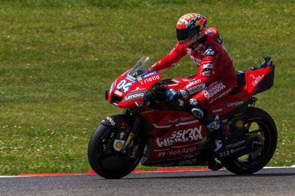 Довициозо постави рекорд за най-висока скорост в MotoGP (видео)