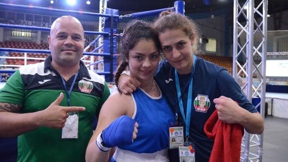 Диана Ал Шаар спечели сребърен медал в категория до 80 кг