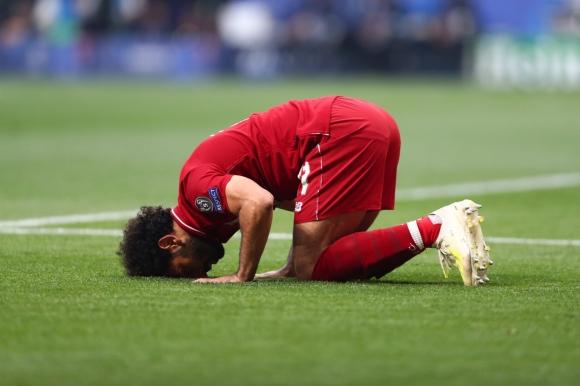 Салах стана едва петият африканец с гол във финал на ШЛ