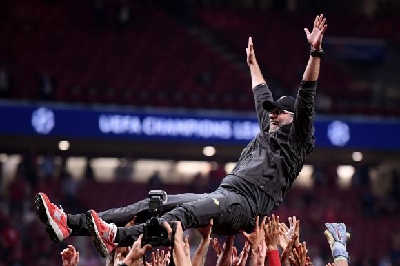 Клоп посвети победата на феновете на Ливърпул