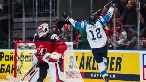 Финландия е световен шампион по хокей на лед