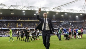 Алегри: Оставям отбор, който може да спечели отново титлата в Италия