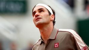 Федерер: Приятно е да съм аутсайдер