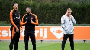 Роналд Куман се надява на успех на Вайналдум и Ван Дайк във финала на Шампионската лига