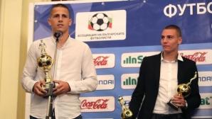 Минчев: Искам да се развивам в чужбина (видео)