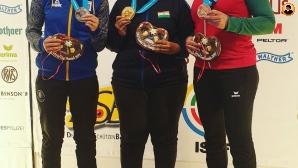 Нова олимпийска квота за България в спортната стрелба