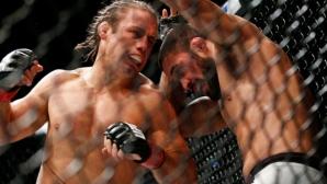 """Юрая Фейбър казал """"да"""" на предложен двубой в UFC"""