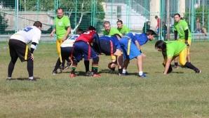 Булдозерите и Найтс организират благотворителен турнир по флаг футбол