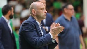 Константин Папазов призна: Балкан заслужено спечели титлата