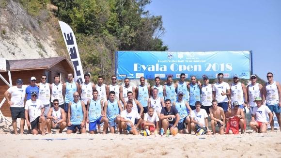 """Започнаха записванията за второто издание на турнира по плажен волейбол """"Byala Open"""""""