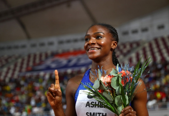 Ашър-Смит призна, че е по-уверена след успехите през 2018 г.