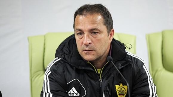 Желко Петрович за Ботев (Пд): Преговаряме, но няма нищо конкретно