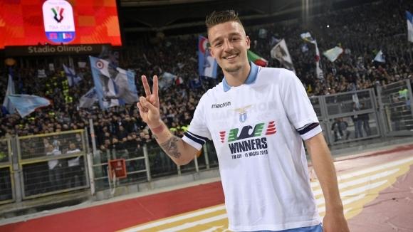Юве дава двама играчи на Лацио в замяна на Милинкович-Савич