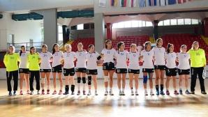 Девойките на България загубиха и двете си контроли срещу Македония (видео)