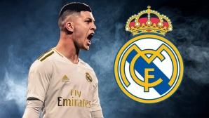 Профилът на Йович обещава много голове за Мадрид