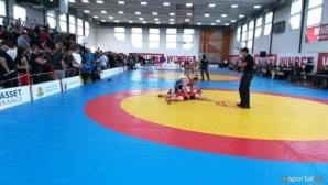Иво Илиев е на полуфинал в Понтеведра