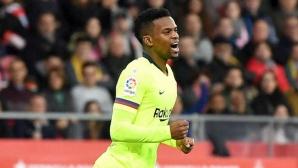 Защитник на Барса поиска трансфер в Атлетико