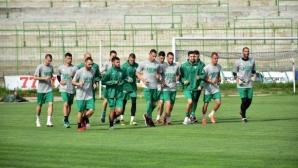 Ботев (Враца) започна подготовка с 14 футболисти (снимки)