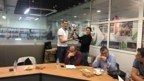 НВЛ отчете успешен сезон в Суперлигата, залага се на българските играчи за предстоящия шампионат