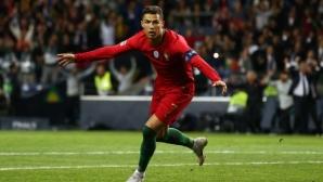 Кристиано Роналдо се прицели във втора титла с Португалия