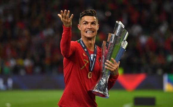 Роналдо: Горд съм, че спечелихме в Португалия