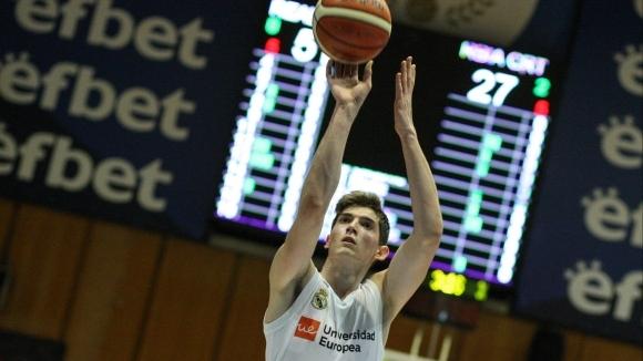 Играчи на Реал и Байерн в юношеския национален тим на България