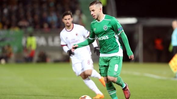 Лукас Саша разкри защо не остана в Лудогорец и благодари на ЦСКА и Стойчо Младенов
