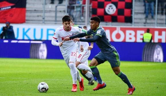 Бразилец подсили Волфсбург за Лига Европа