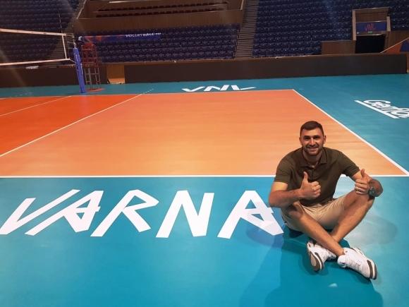 Цветан Соколов: Целта ми е да се подготвя най-добре и да помогна на България да се класира на Олимпиадата (видео)