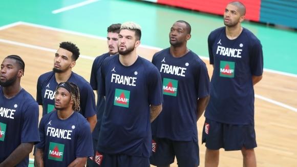 Франция с петима от НБА на Мондиал 2019