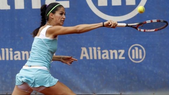 Шиникова отпадна на двойки на турнир по тенис в Рим