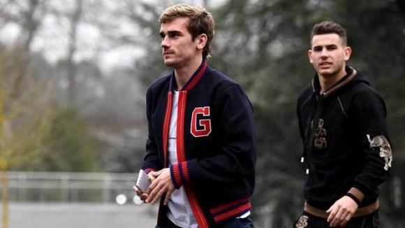 Шеф в Атлетико потвърди преминаването на Гризман в Барселона