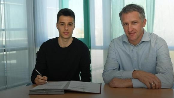 В Германия очакват много от Илия Груев-младши