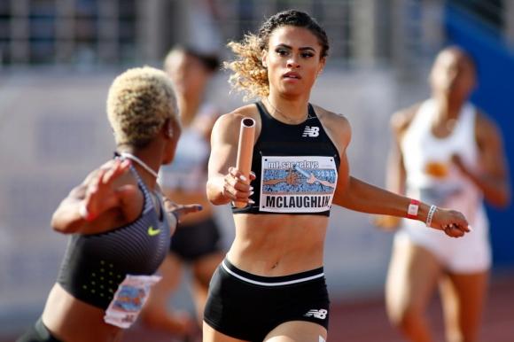 19-годишната Маклафлин победи олимпийската шампионка на 400 м/пр