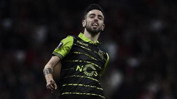 Атлетико Мадрид извади 50 милиона евро за Бруно Фернандеш