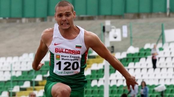 Георги Цонов завърши четвърти на троен скок в Словакия